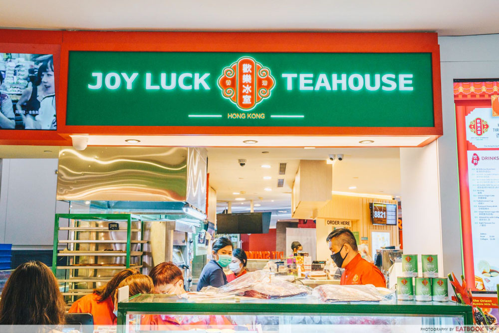 New cafes and restaurants in May 2021 - Joy Luck Yum Sing