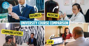 University Course Comparison cover image