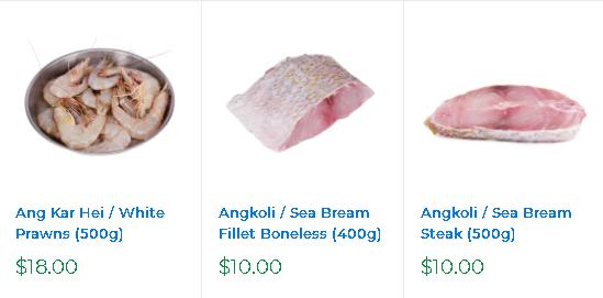 Market Fresh Online Wet Market