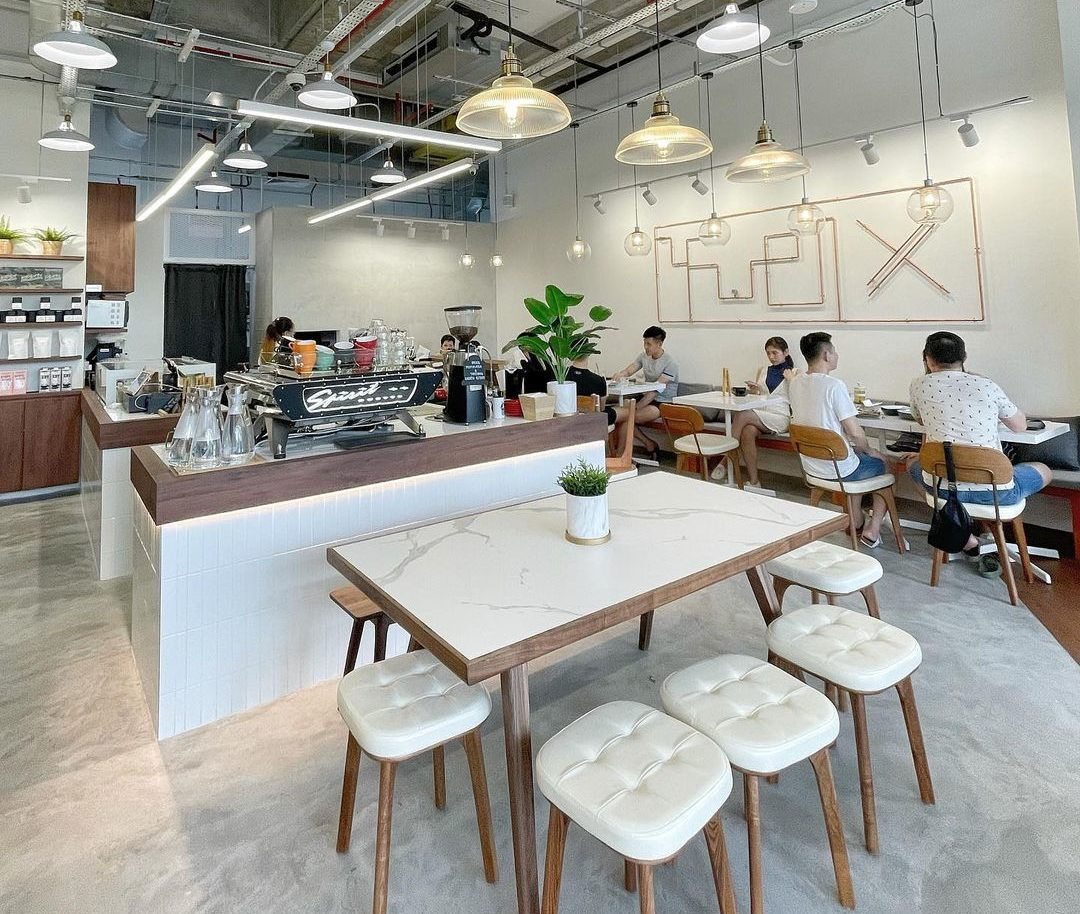 New cafes and restaurants in May 2021 - Fuel X Cafe
