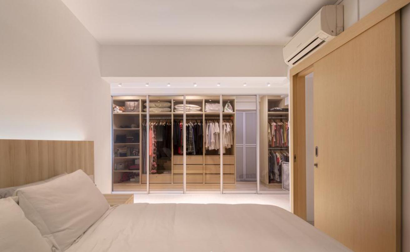 Swiss Interior Design Muji HDB Renovations
