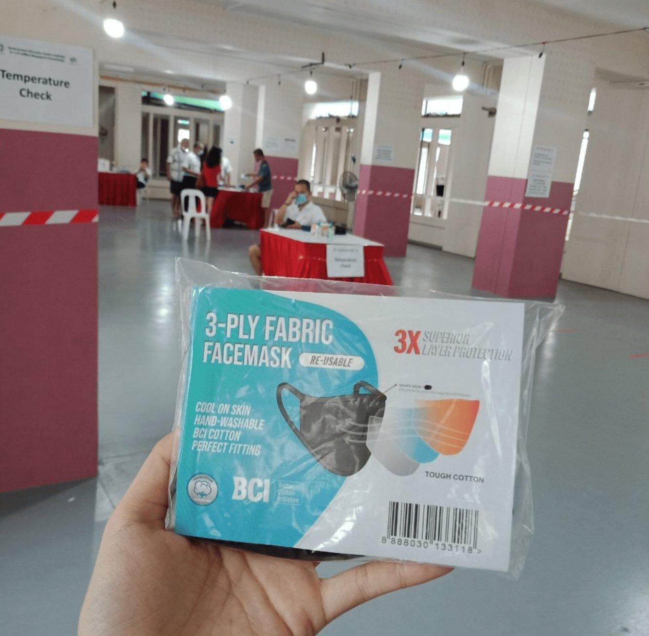masks thermometers sanitisers singapore