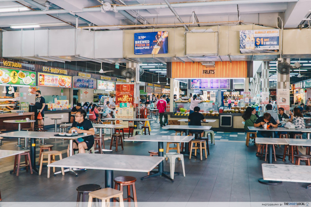 phase 2 heightened alert changes - hawker stores
