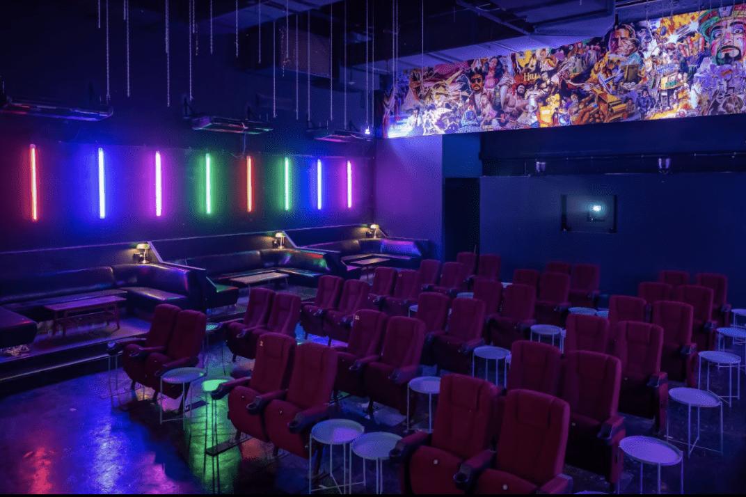 Projector X - 48 seats