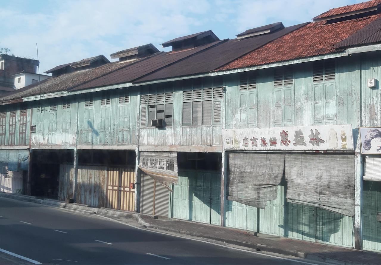 singapore chinese heritage - my grandparent's hometown in Sitiawan