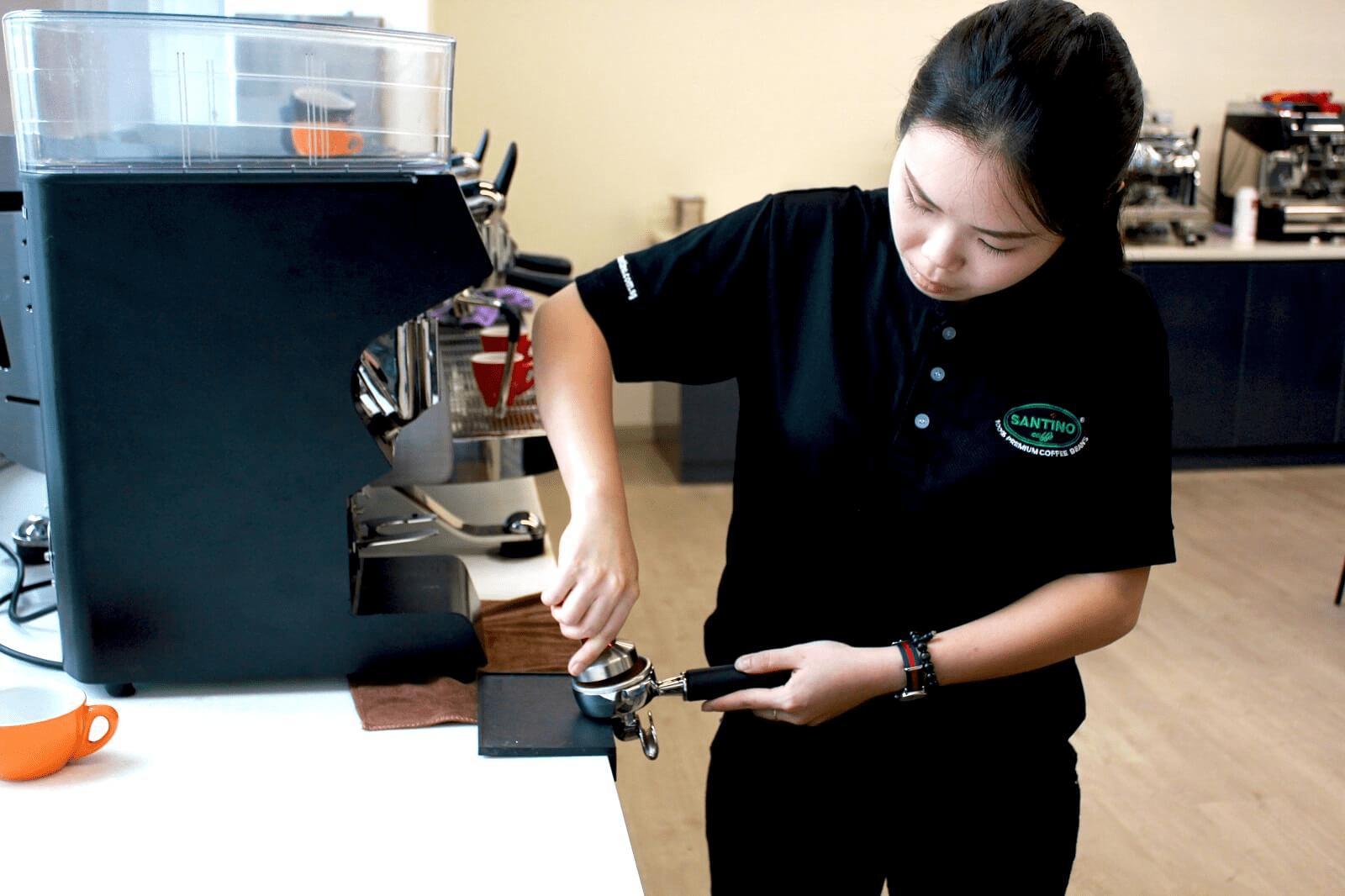 Santino Coffee Academy