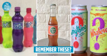 10 Drinks From Your School Days That Have Disappeared From Supermarket Shelves