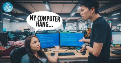 Computer troubleshooting hacks