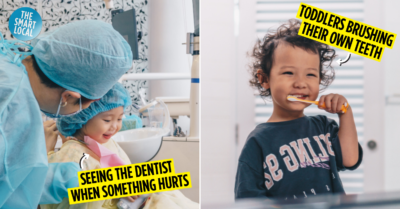 Oral hygiene mistakes babies and kids - Child-friendly dentists
