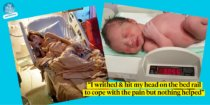 What Giving Birth Without Epidural Feels Like - As Told By A Mum Who Went Through Labour With and Without