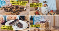 4 Easy Oats Recipes You Can Do In 5 Minutes For Tasty, Non-Soggy Breakfasts