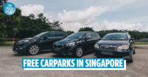 Free Parking In Singapore - 14 Carparks Where You Don't Have To Fear The Summon Aunty