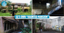 Istana Woodneuk: Spooky Abandoned Royal Palace In SG That Inspired Crazy Rich Asians
