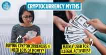 6 Cryptocurrency Myths Debunked For Savvy Investors Stocking Up On Bitcoin & Ethereum In Singapore