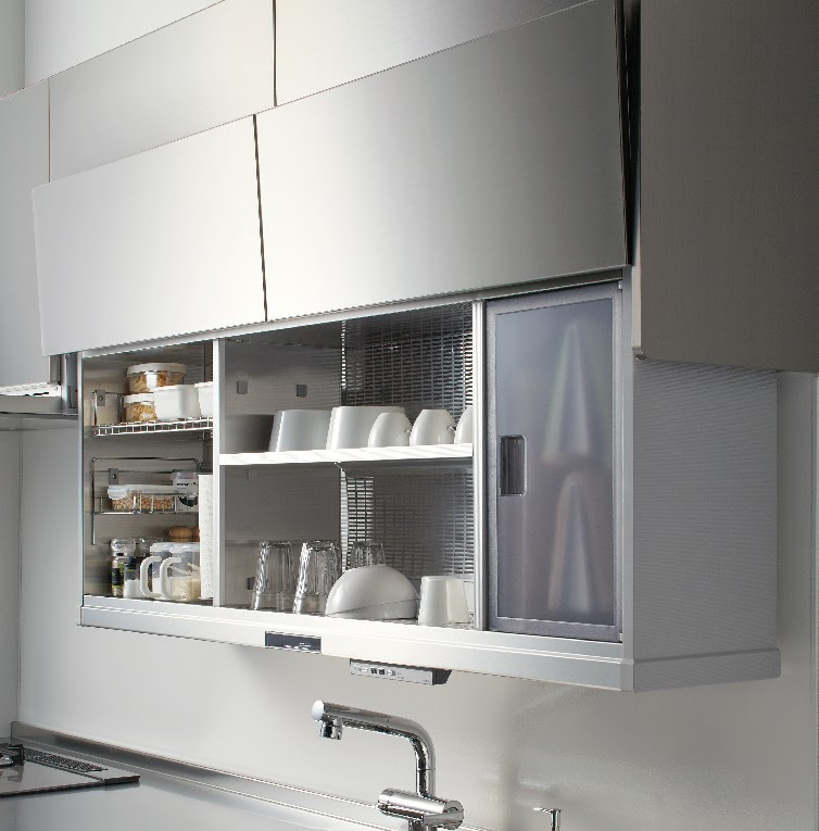 Tips on choosing long-lasting fixtures - semi-gloss painted cabinets
