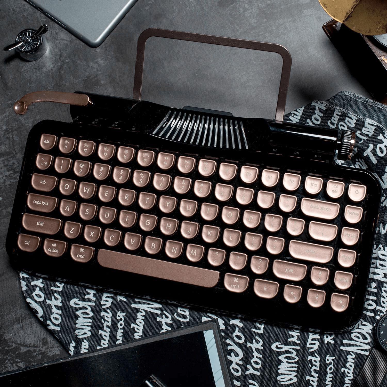 Aesthetic Bluetooth Mechanical Keyboard - Rymek