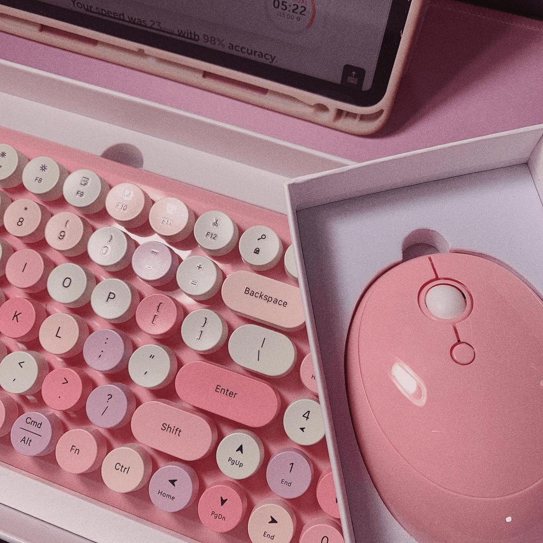 Aesthetic Bluetooth Mechanical Keyboard - Mofii Keyboard