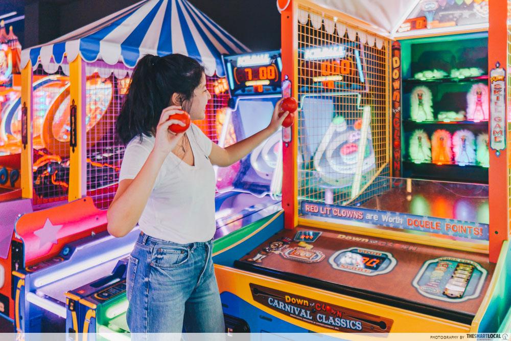 Arcade Hacks - Down The Clown