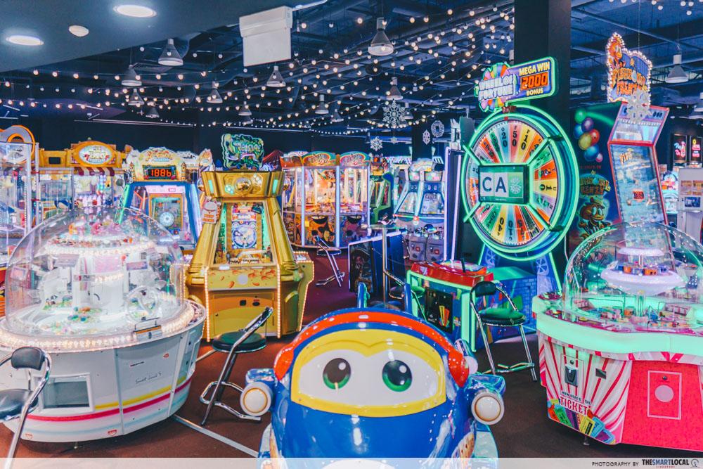 Arcade Hacks - Fat Cat Arcade