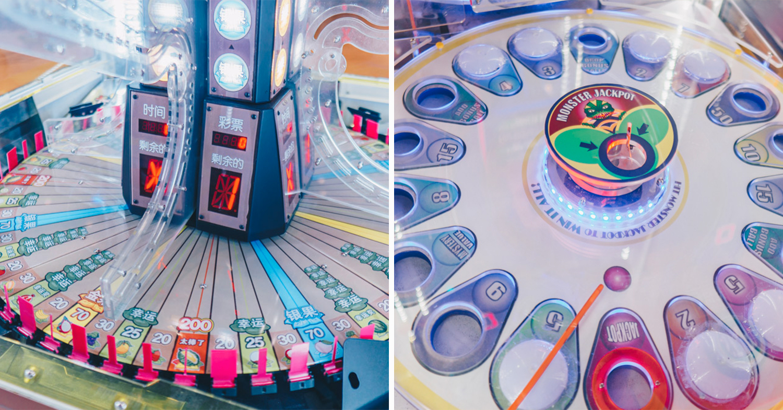Arcade Hacks - Luck Based Games