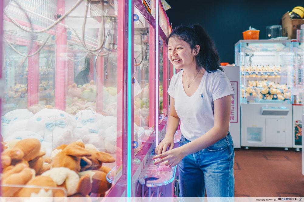 Arcade Hacks - Claw Machine
