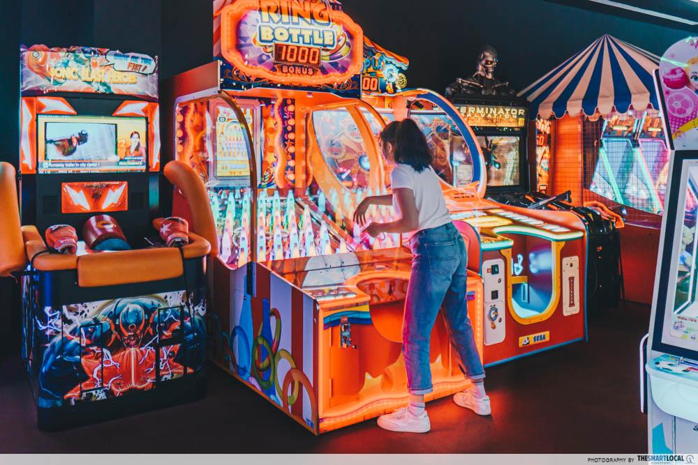 Arcade Hacks - Carnival Games