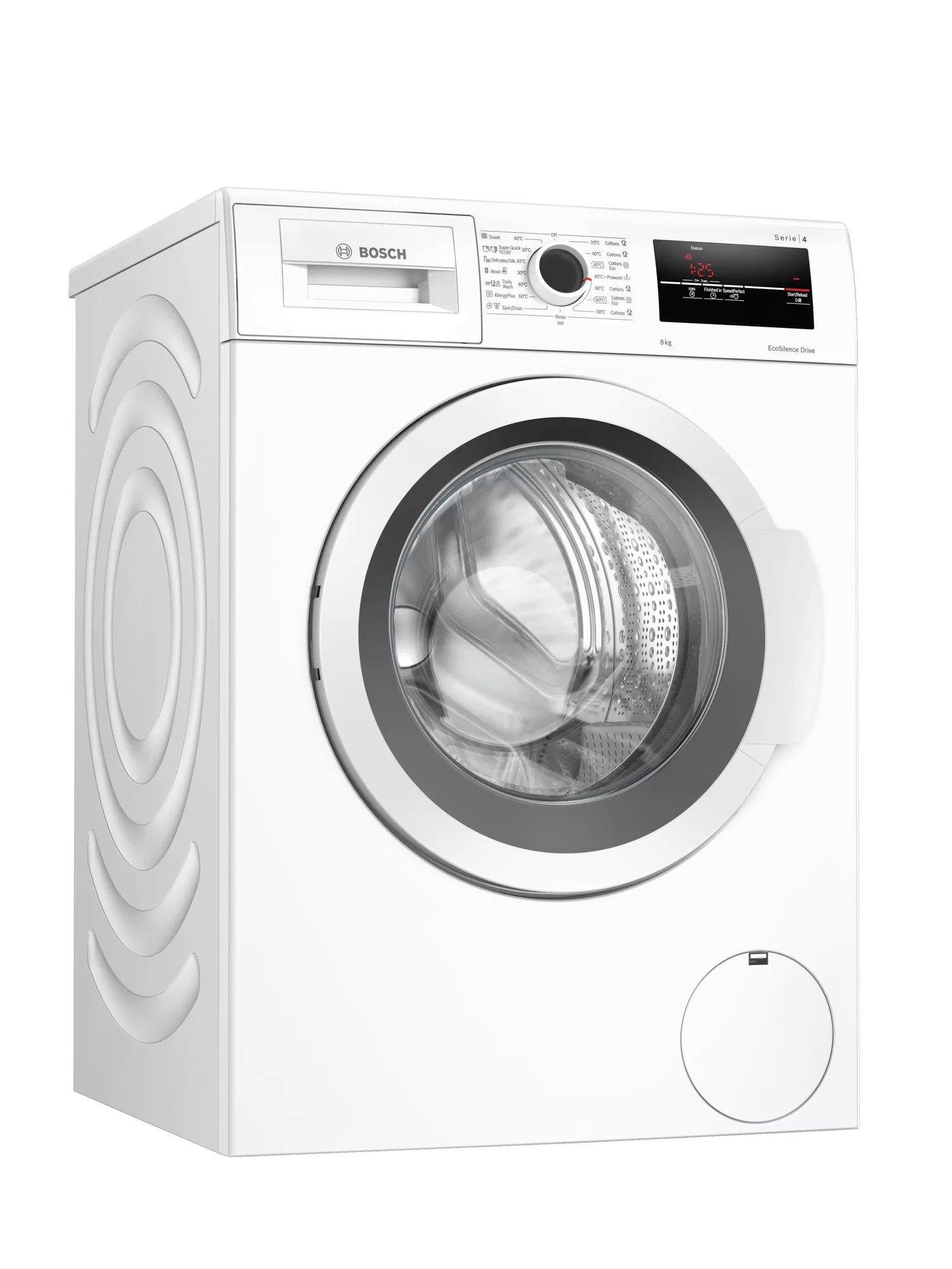 bosch serie 4 washing machine