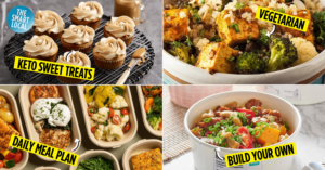 8 Healthy Food Delivery Services That Include Keto & Vegetarian Options