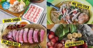 Halal groceries online in Singapore