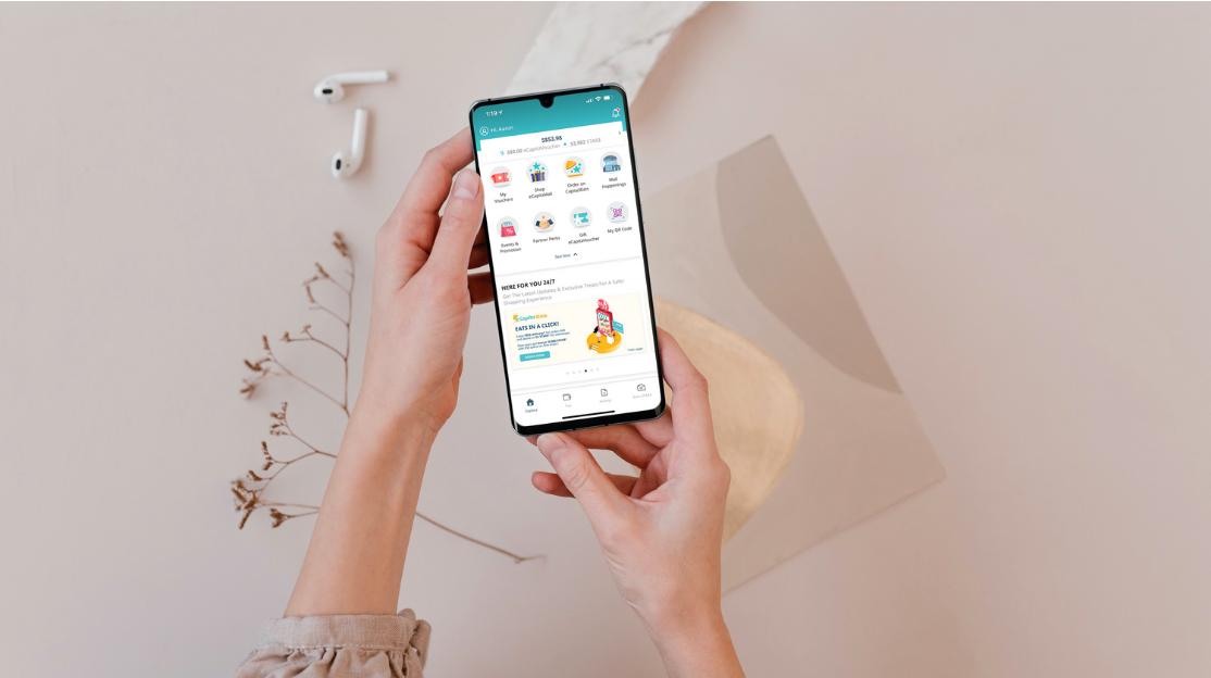 CapitaLand Mall Father's Day Deals Singapore 2021 CapitaStar App Member