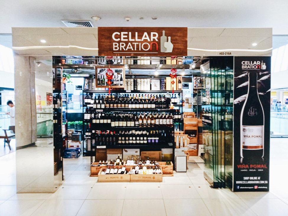 Cellarbration alcohol delivery