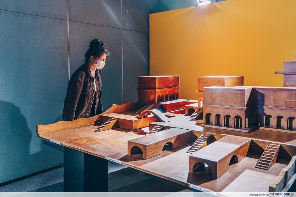 Da Vinci, The Exhibition - Civil Engineering