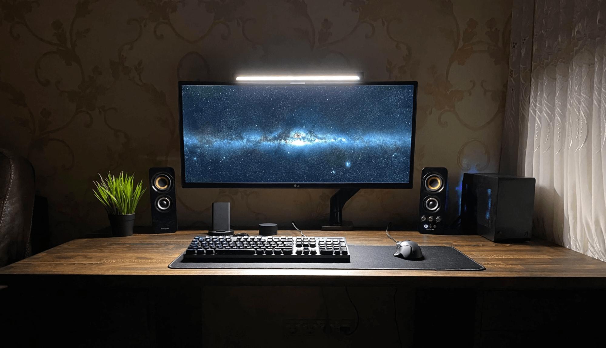 Best & Worst P2HA Purchases - Mi Computer Monitor Lightbar