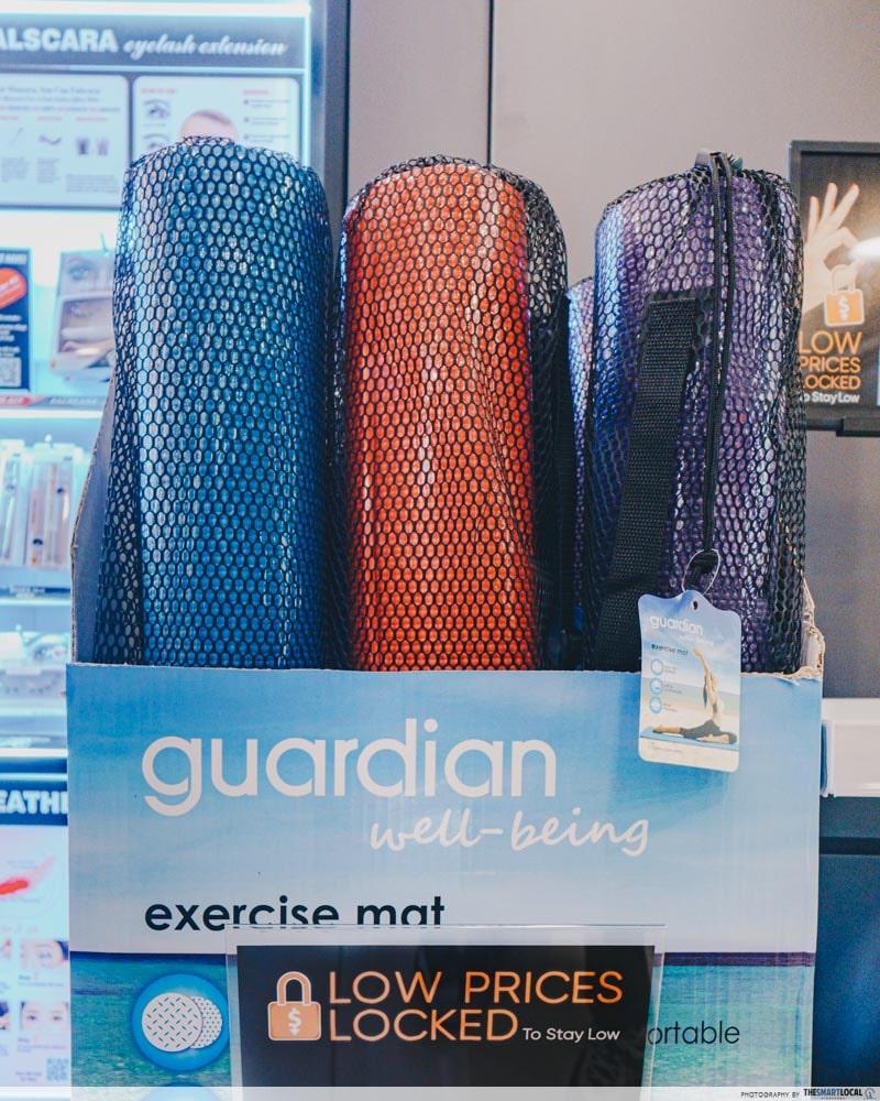 Guardian Exercise Mats