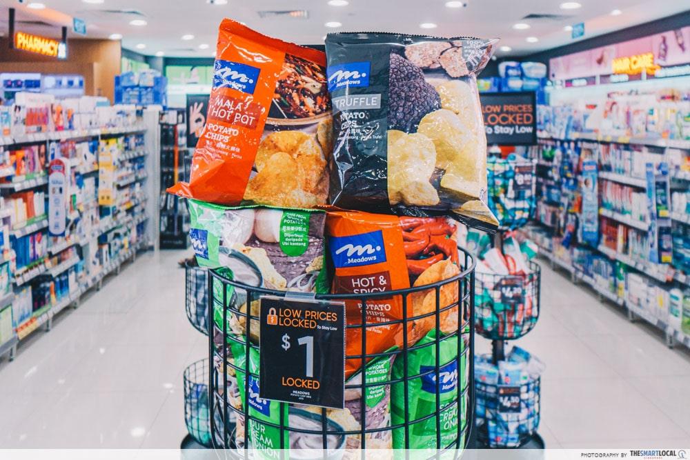 Guardian Potato Chips