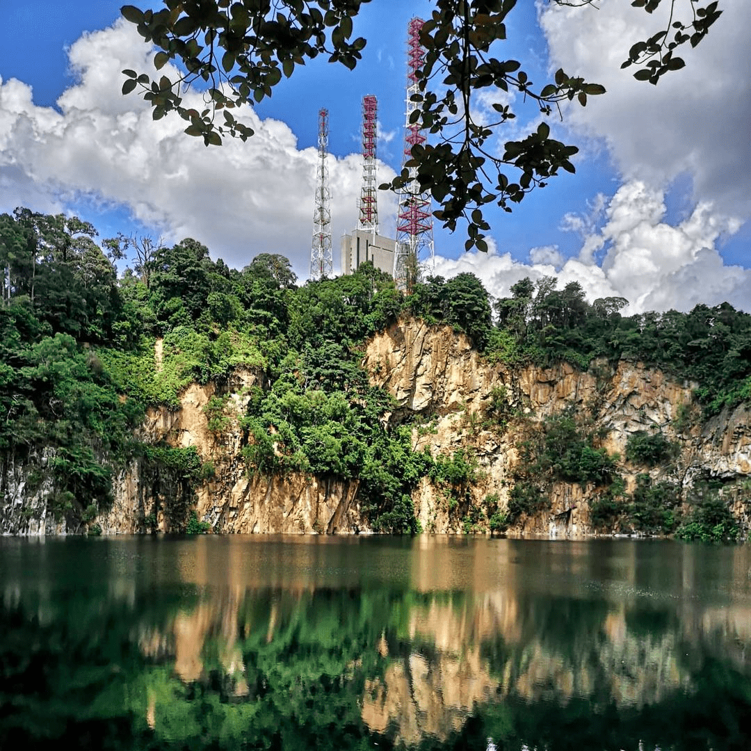 hindhede nature park - hindhede quarry