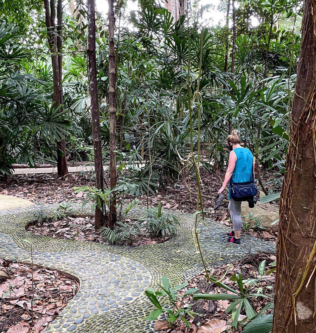 hindhede nature park - reflexology