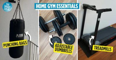 Home Gym Singapore Cover Image