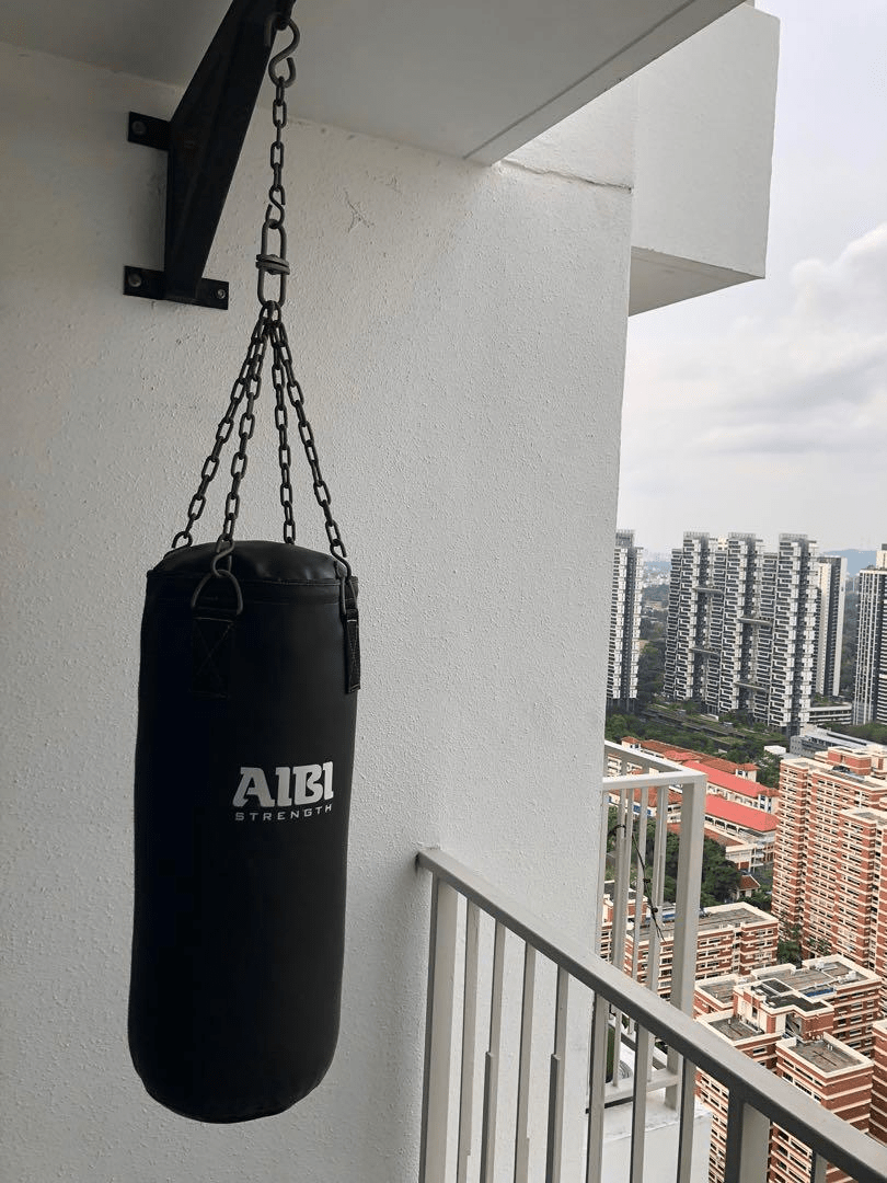 Home Gym Guide - Punching Bag