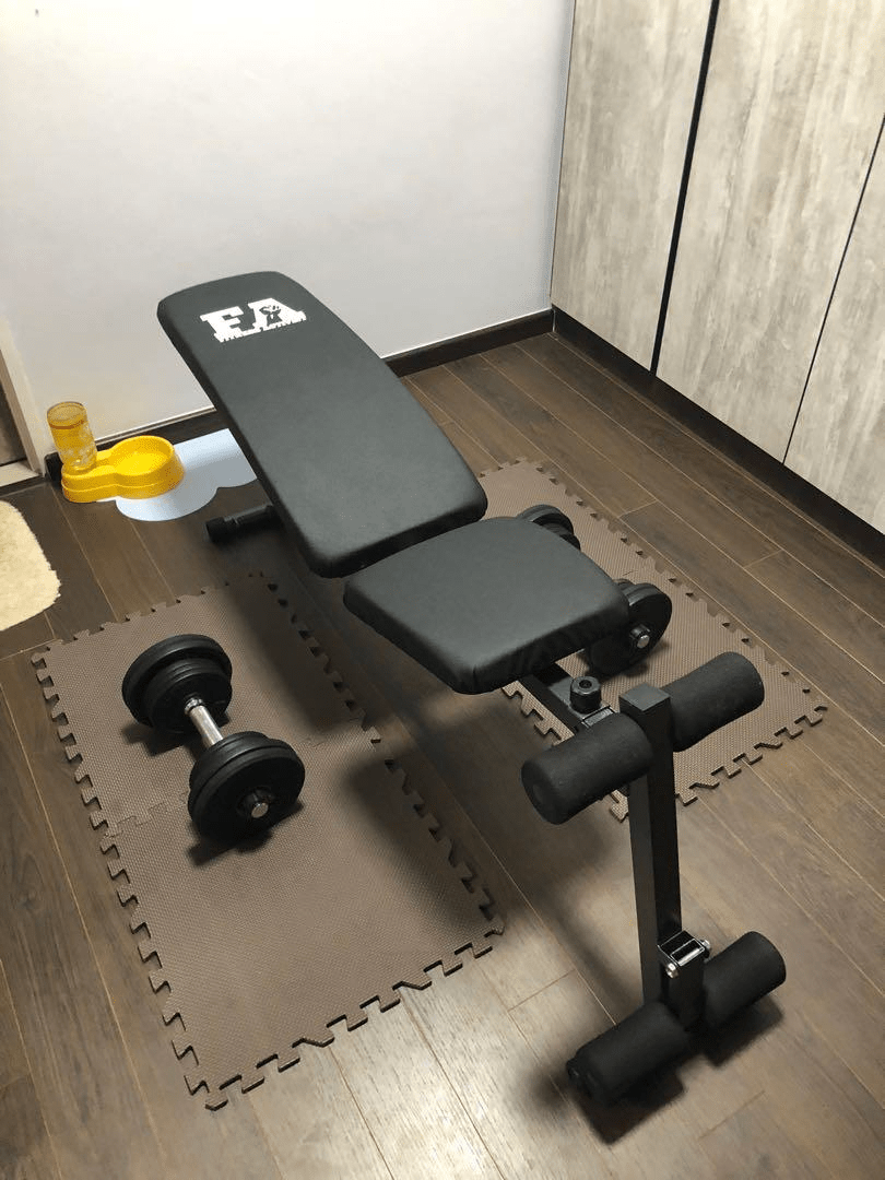 Home Gym Guide - Workout Bench