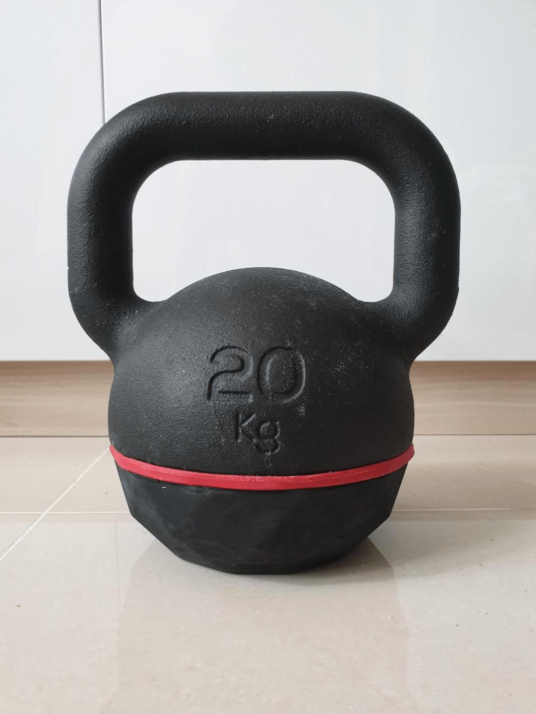 Home Gym Guide - Kettlebells