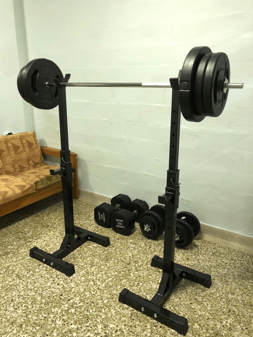 Home Gym Guide - Racks