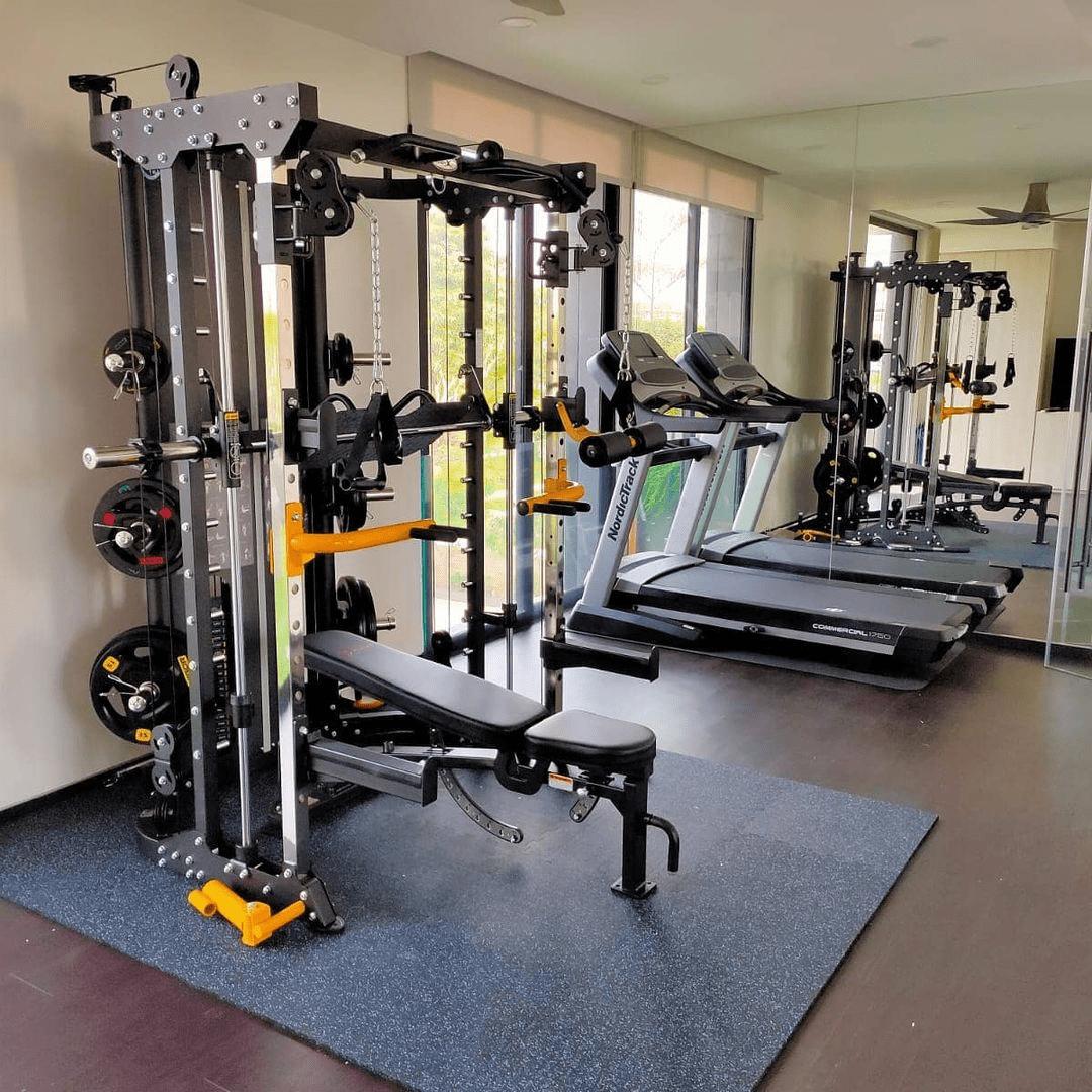 Home Gym Guide - Set Up