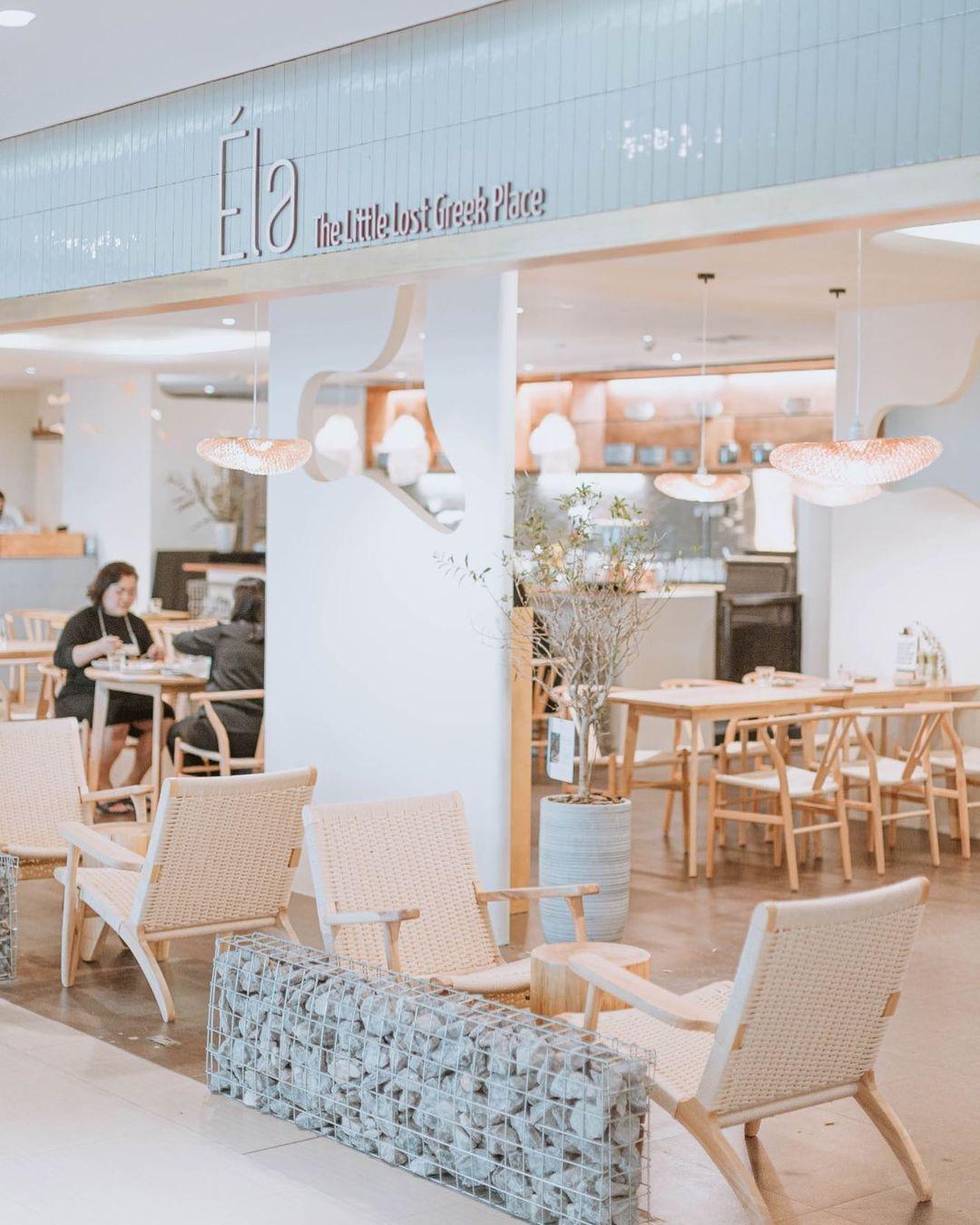 New Cafes And Restaurants June 2021 - Ela