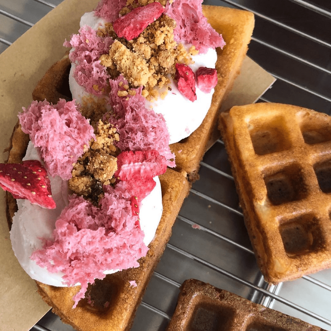 New Cafes And Restaurants June 2021 - Dimanche 49 Waffles