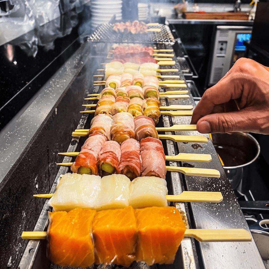 New Cafes And Restaurants June 2021 - Ryu Taro Yakitori and Izakaya Bar