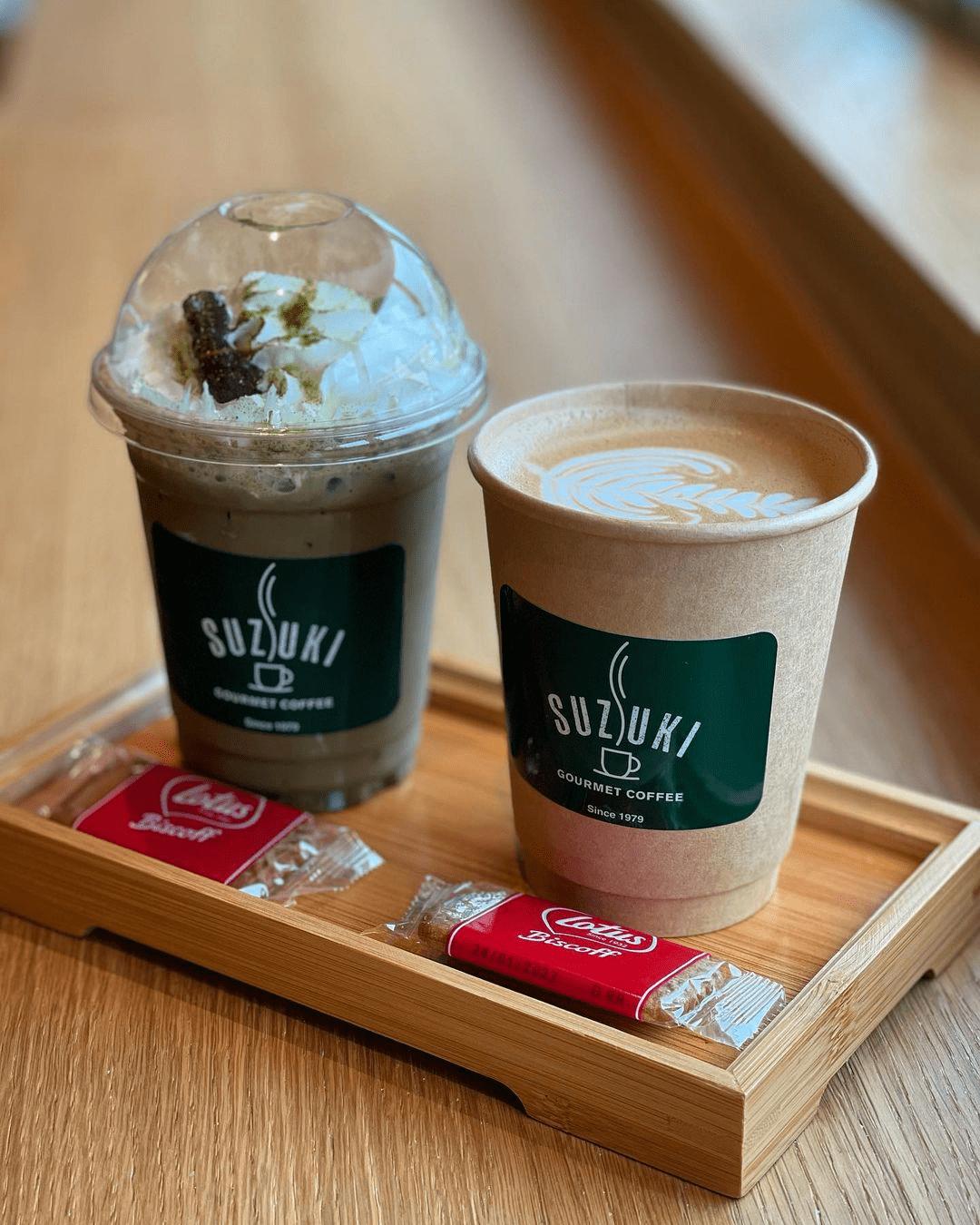 New Cafes And Restaurants June 2021 - Suzuki Gourmet Cafe