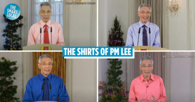 PM Lee shirts cover