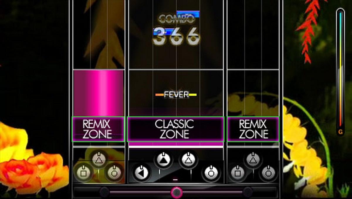 DJ Max Portable PSP Games