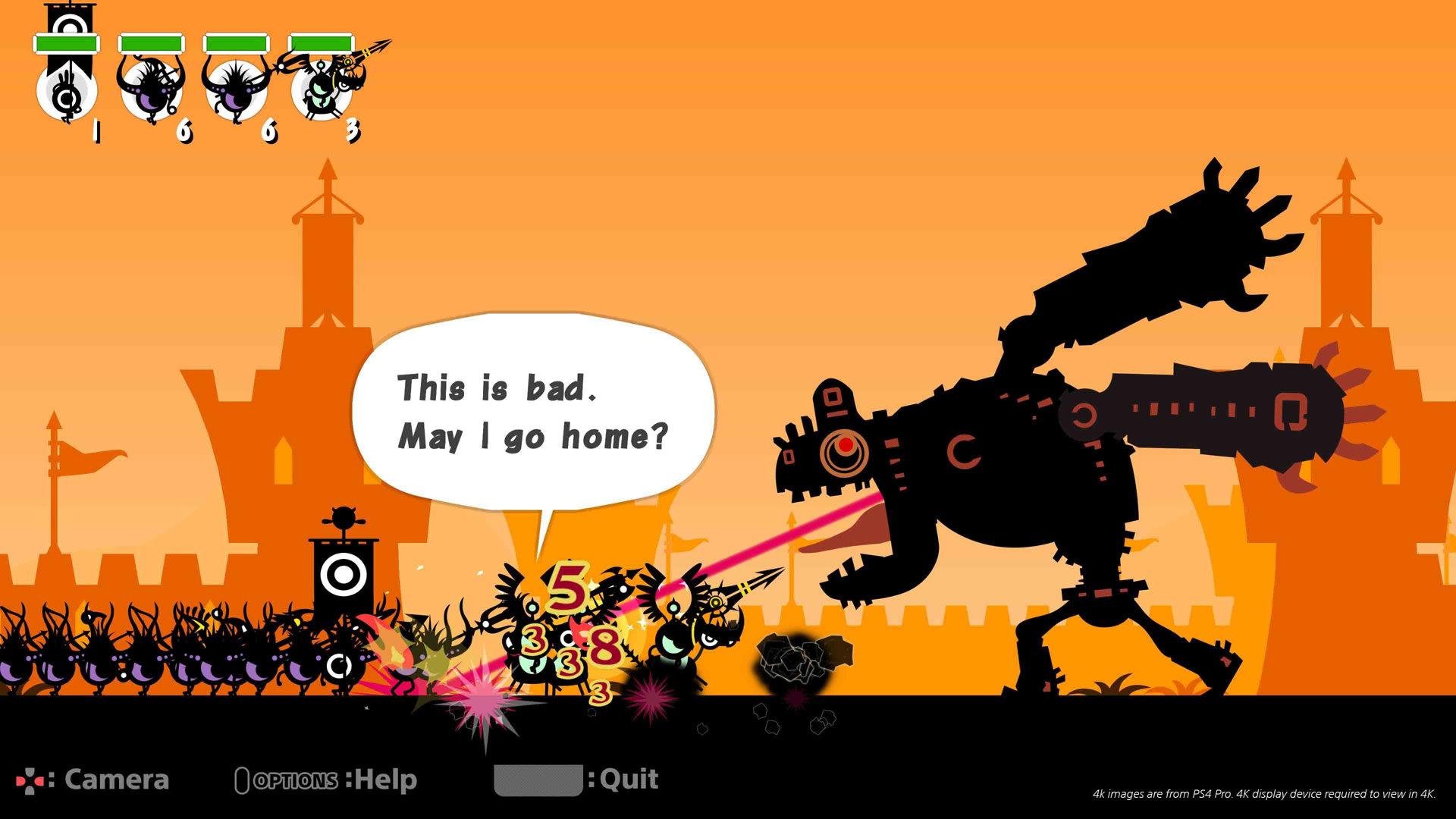 Patapon PSP Games
